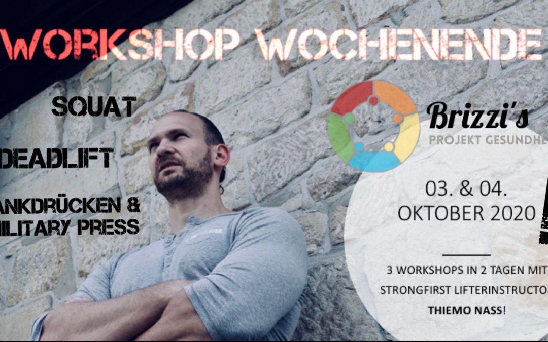 Workshop Wochenende