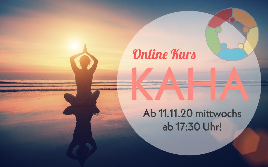 Online KAHA Kurs
