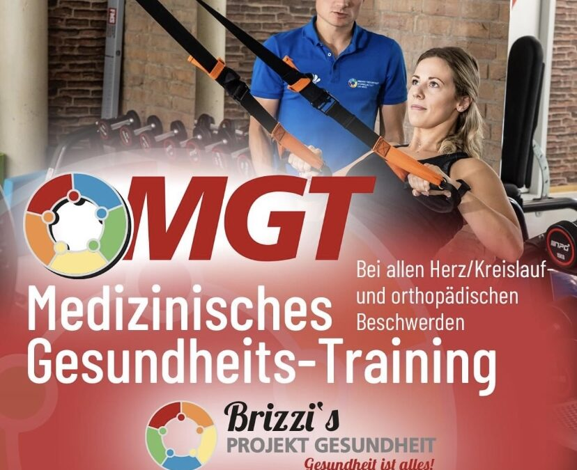 MGT Medizinisches Gesundheits-Training