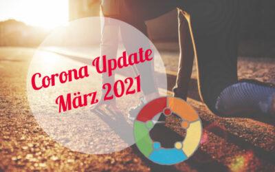 Corona Update März 2021