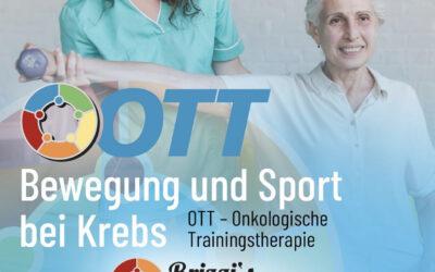 Onkologische Trainingstherapie